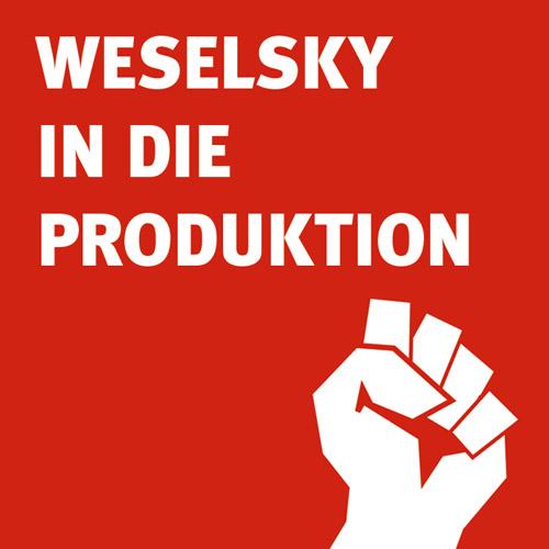 Bahn: Weselsky in die Produktion